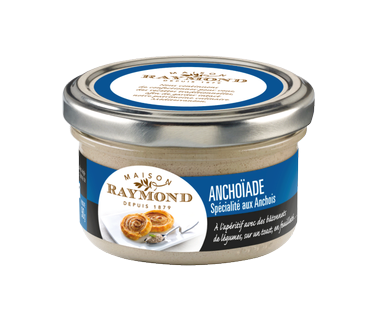 Tartinables de poissons maison raymond thon anchois crabe for Anchoiade maison