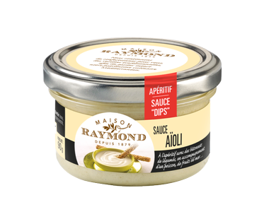 sauces dips maison raymond roquefort tomate a oli ail. Black Bedroom Furniture Sets. Home Design Ideas